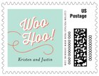 Swing business postage stamps