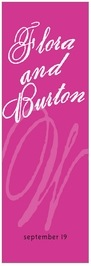 Sweetheart tall labels