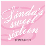 Sweetheart square labels