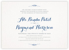 Swash in Love invitations