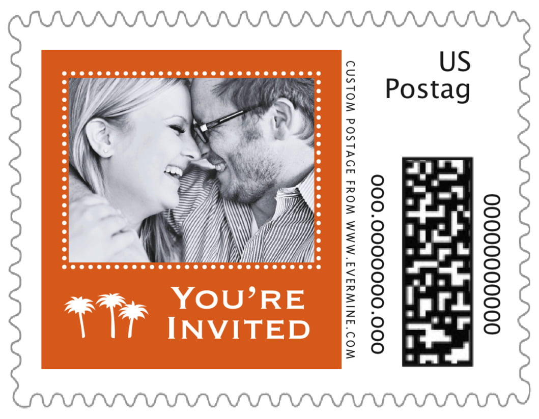 small custom postage stamps - spice - tiny charms (set of 20)