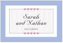 Tiny Hearts wide rectangle labels