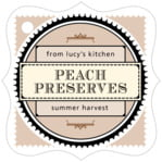 Treasury fancy square tags