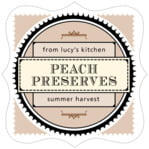 Treasury fancy square labels