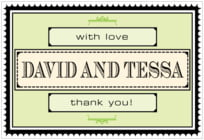 Treasury wide rectangle labels