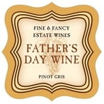 Tuscany fancy square labels