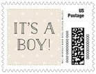 Twinkle Twinkle business postage stamps