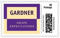 Urban large postage stamps