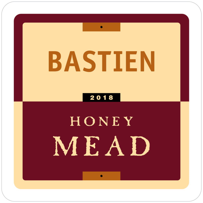square beer coasters - gold, ivory & brown - urban (set of 12)