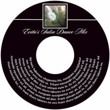 Vida cd labels