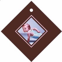 Vida diamond hang tags