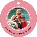 Vida mother's day gift tags