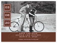Vida save the date cards