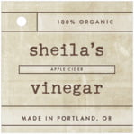 Vintage Unfiltered square hang tags