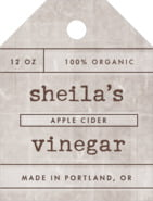 Vintage Unfiltered small luggage tags