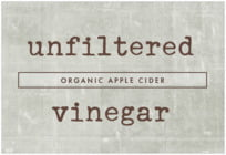 Vintage Unfiltered wide rectangle labels