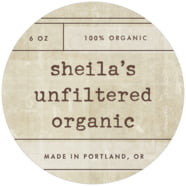 Vintage Unfiltered large circle labels