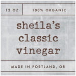 Vintage Unfiltered Square Label In Shale