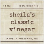 Vintage Unfiltered square labels