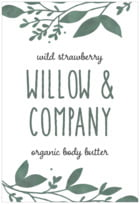 Willow tall rectangle labels