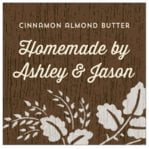 Woodland Bliss square labels