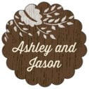 Woodland Bliss scallop labels
