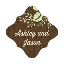 Woodland Bliss fancy diamond labels