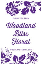 Woodland Bliss deluxe vertical stamps