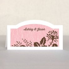 Woodland Bliss place cards