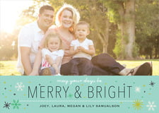 holiday cards - aruba - winter cheer (set of 10)