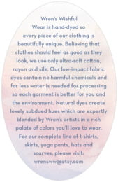 Watercolor Wash oval text labels