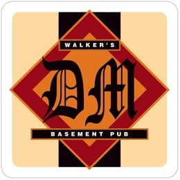 Walker square coasters