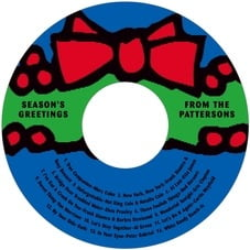 Wreath cd labels