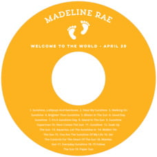 Elements Icon cd labels