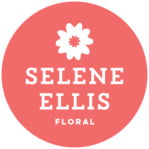Elements Icon Circle Label In Deep Coral