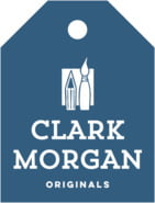 Elements Icon Small Luggage Tag In Navy