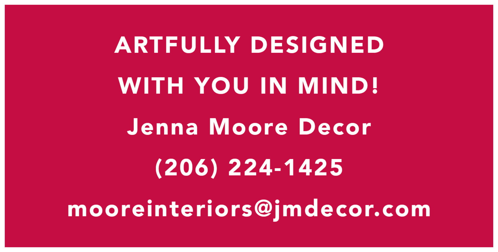 Small Rectangular Custom Text Labels - Deep Red - Elements Icon