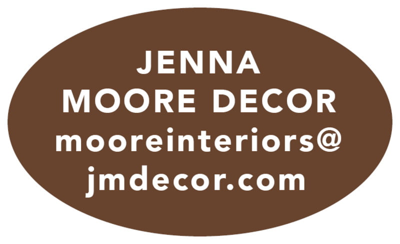 Small Oval Custom Text Labels - Chocolate - Elements Icon