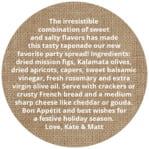 Elements Burlap circle text labels