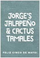 Elements Chalkboard tall rectangle labels