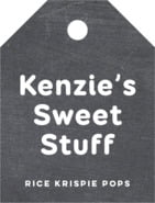 Elements Chalkboard small luggage tags