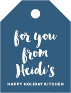 Elements small luggage tags