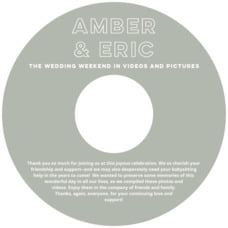 Elements Cd Label In Pewter Grey