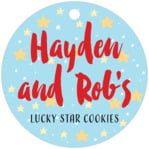 Starry Sky circle hang tags