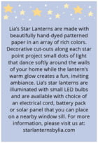 Starry Sky text labels