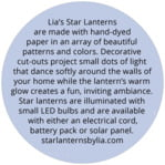 Starry Sky circle text labels