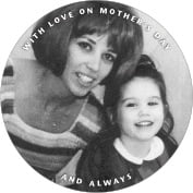 Caption mother's day coasters