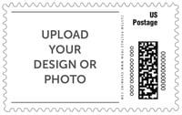 DIY large postage stamps