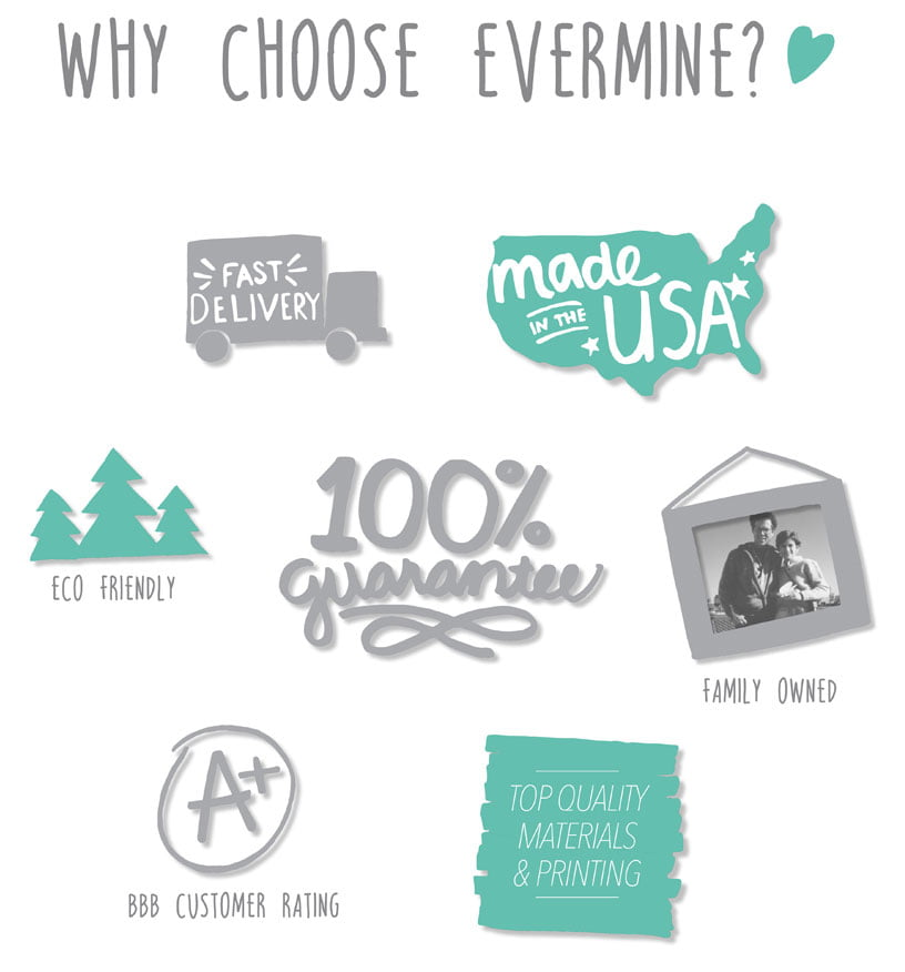 why choose evermine?