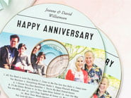 anniversary cd labels
